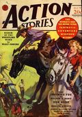 Action Stories (1921-1950 Fiction House) Pulp Vol. 15 #12