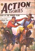 Action Stories (1921-1950 Fiction House) Pulp Vol. 16 #4