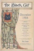 Black Cat (1895-1922 Shortstory) Pulp Vol. 14 #3