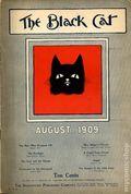 Black Cat (1895-1922 Shortstory) Pulp Vol. 14 #11