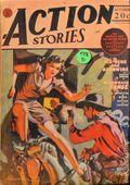 Action Stories (1921-1950 Fiction House) Pulp Vol. 16 #12