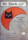 Black Cat (1895-1922 Shortstory) Pulp Vol. 15 #4