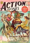Action Stories (1921-1950 Fiction House) Pulp Vol. 17 #2