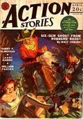 Action Stories (1921-1950 Fiction House) Pulp Vol. 17 #3