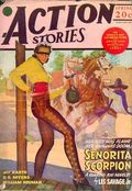 Action Stories (1921-1950 Fiction House) Pulp Vol. 17 #7