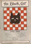 Black Cat (1895-1922 Shortstory) Pulp Vol. 15 #8