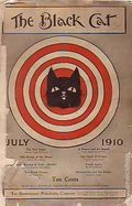 Black Cat (1895-1922 Shortstory) Pulp Vol. 15 #10