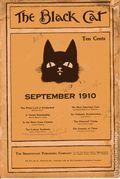 Black Cat (1895-1922 Shortstory) Pulp Vol. 15 #12