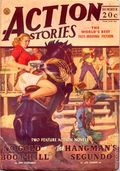 Action Stories (1921-1950 Fiction House) Pulp Vol. 17 #12