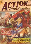 Action Stories (1921-1950 Fiction House) Pulp Vol. 18 #2