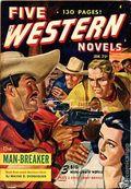 Five Western Novels (1948 Atlas News) Pulp Vol. 1 #1