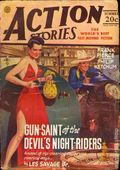 Action Stories (1921-1950 Fiction House) Pulp Vol. 18 #4