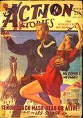 Action Stories (1921-1950 Fiction House) Pulp Vol. 18 #6