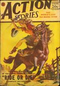 Action Stories (1921-1950 Fiction House) Pulp Vol. 18 #7