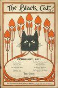 Black Cat (1895-1922 Shortstory) Pulp Vol. 16 #5