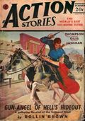 Action Stories (1921-1950 Fiction House) Pulp Vol. 18 #8