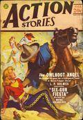Action Stories (1921-1950 Fiction House) Pulp Vol. 18 #9