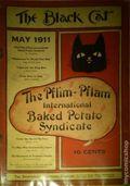 Black Cat (1895-1922 Shortstory) Pulp Vol. 16 #8