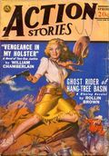 Action Stories (1921-1950 Fiction House) Pulp Vol. 18 #11