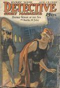 Detective Story Magazine (1915-1949 Street & Smith) Pulp 1st Series Vol. 51 #3