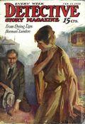 Detective Story Magazine (1915-1949 Street & Smith) Pulp 1st Series Vol. 54 #6