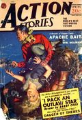 Action Stories (1921-1950 Fiction House) Pulp Vol. 19 #3