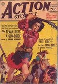 Action Stories (1921-1950 Fiction House) Pulp Vol. 19 #4