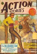 Action Stories (1921-1950 Fiction House) Pulp Vol. 19 #6