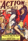 Action Stories (1921-1950 Fiction House) Pulp Vol. 19 #7