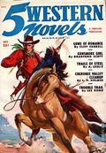 5 Western Novels Magazine (1949-1954 Standard Magazines) Pulp Vol. 2 #3