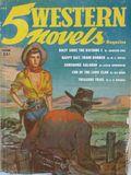 5 Western Novels Magazine (1949-1954 Standard Magazines) Pulp Vol. 4 #1