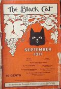 Black Cat (1895-1922 Shortstory) Pulp Vol. 16 #12