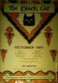 Black Cat (1895-1922 Shortstory) Pulp Vol. 17 #1