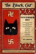 Black Cat (1895-1922 Shortstory) Pulp Vol. 17 #2
