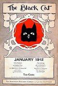 Black Cat (1895-1922 Shortstory) Pulp Vol. 17 #4