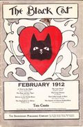 Black Cat (1895-1922 Shortstory) Pulp Vol. 17 #5