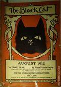 Black Cat (1895-1922 Shortstory) Pulp Vol. 17 #11