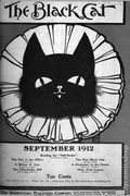 Black Cat (1895-1922 Shortstory) Pulp Vol. 17 #12
