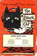 Black Cat (1895-1922 Shortstory) Pulp Vol. 18 #4