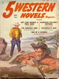 5 Western Novels Magazine (1949-1954 Standard Magazines) Pulp Vol. 6 #3