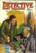 Detective Story Magazine (1915-1949 Street & Smith) Pulp 1st Series Vol. 65 #6