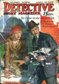 Detective Story Magazine (1915-1949 Street & Smith) Pulp 1st Series Vol. 66 #1
