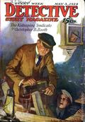 Detective Story Magazine (1915-1949 Street & Smith) Pulp 1st Series Vol. 66 #2
