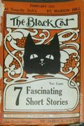 Black Cat (1895-1922 Shortstory) Pulp Vol. 18 #5
