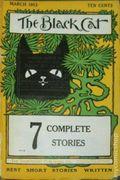 Black Cat (1895-1922 Shortstory) Pulp Vol. 18 #6