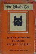 Black Cat (1895-1922 Shortstory) Pulp Vol. 18 #7