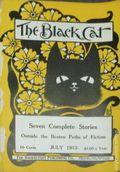 Black Cat (1895-1922 Shortstory) Pulp Vol. 18 #10