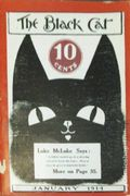 Black Cat (1895-1922 Shortstory) Pulp Vol. 19 #4