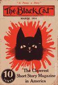 Black Cat (1895-1922 Shortstory) Pulp Vol. 19 #6