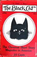 Black Cat (1895-1922 Shortstory) Pulp Vol. 19 #7